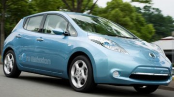 Nissan Leaf podrá reservarse en Estados Unidos en primavera del 2010