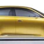 Lexus LF-Ch render lateral