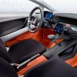 Imagen interor del Volkswagen Up! Lite