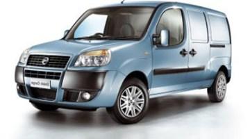 Fiat Doblo eléctrico subvencionado por el plan Movele