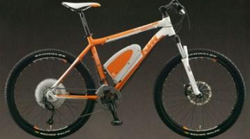 KTM eRace, bicicleta eléctrica