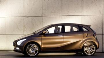 Imagen del Mercedes-Benz BlueZero E-Cell Plus