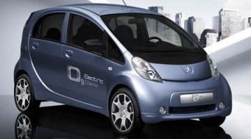 iOn, la apuesta de Peugeot por los coches eléctricos