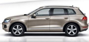 Volkswagen Touareg híbrido, nuevo modelo