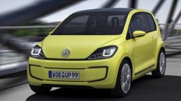 Volkswagen E-Up! a la venta en 2013