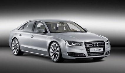 Imagen del Audi A8 Híbrido