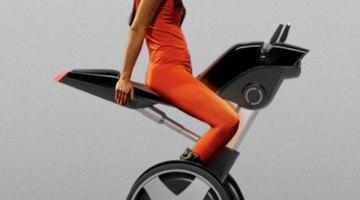 Taurus: concepto de segway conducido como moto