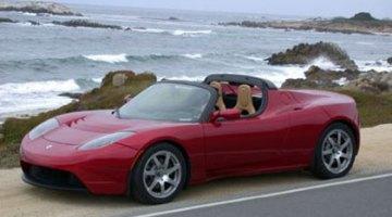 Tesla Roadster, subvencionado por el plan Movele