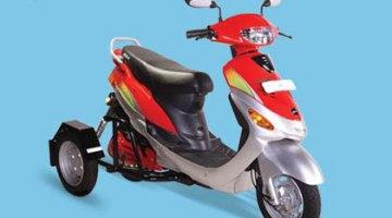 Roamer Able, moto eléctrica india para discapacitados