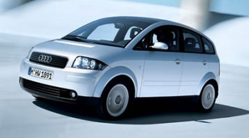 Nuevo Audi A2 eléctrico