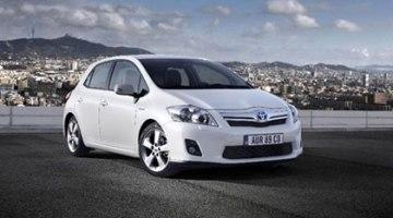 Toyota Auris HDS a la venta en septiembre