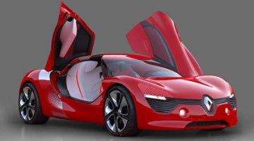 Renault DeZir Concept, el futuro según Renault