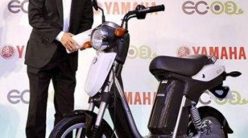 Yamaha EC-03, saldrá a la venta en septiembre en Taiwan