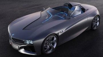 BMW Vision ConnectedDrive, el nuevo prototipo eléctrico de BMW