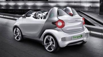 Smart Forspeed, prototipo eléctrico para el Salón de Ginebra 2011