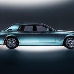 imágen lateral del Rolls-Royce 102EX