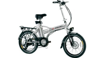 e-Bicy Plegable