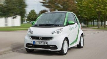 El Smart Fortwo Electric Drive pasará a producción