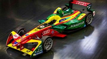 Audi también se apunta a la tercera temporada de la Fórmula E