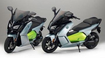 Actualización BMW C Evolution