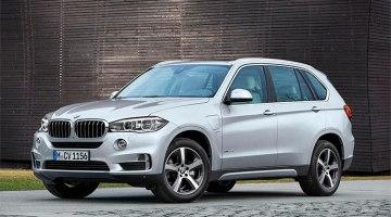BMW X5 xDrive40e: Todas las versiones, autonomía, precios y fotos