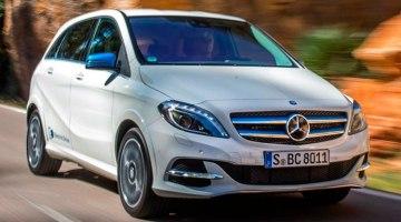 Mercedes Clase B Electric Drive: Todas las versiones, autonomía, precios y fotos