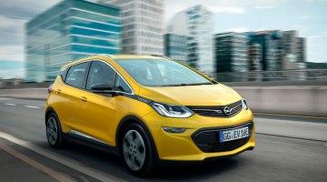 El Opel Ampera-e llegaría en 2017, con 500 km de autonomía
