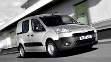Peugeot Partner Electric: Todas las versiones, autonomía, precios y fotos