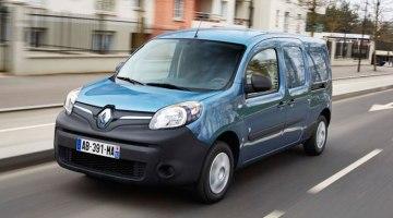 Renault Kangoo ZE: Todas las versiones, autonomía, precios y fotos
