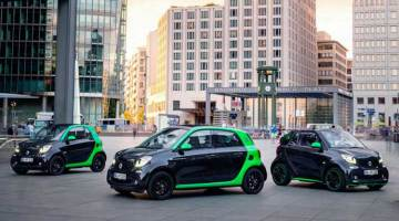 smart cuarta generacion fortwo forfour