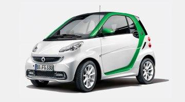 Smart Fortwo Electric Drive: Todas las versiones, autonomía y precios