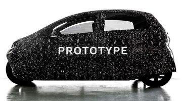 Spiri Prototype, un prototipo de coche eléctrico compartido para la ciudad