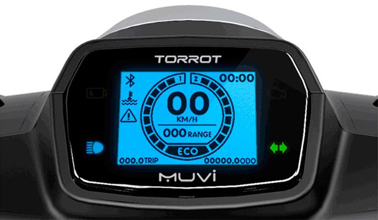 Torrot Muvi: Todas las versiones, autonomía, precios y fotos