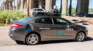 Uber experimenta con un servicio de alquiler de coches autónomos en EEUU