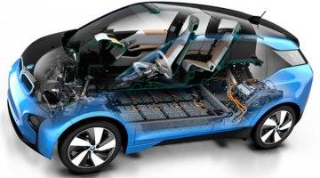 BMW i3 450 km autonomia