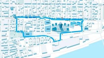 La Fórmula E desvela el trazado del ePrix de Montreal