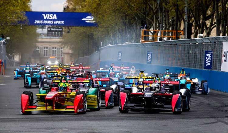 Novedades tercera temporada Fórmula E