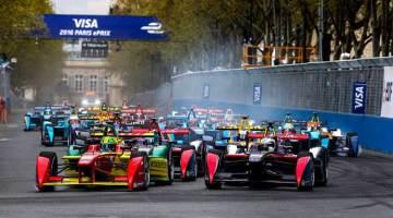 Estas son las novedades de la tercera temporada de Fórmula E