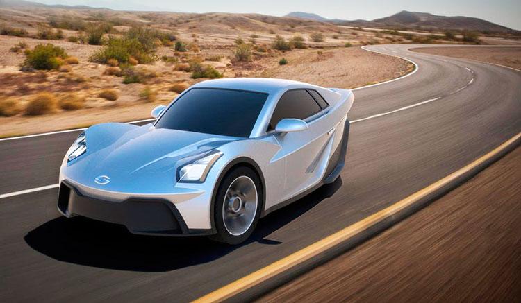 Sondors Electric Car espera producir el Model Sondors y venderlo a 10.000 dólares.