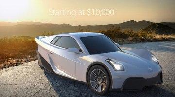 Sondors Electric Car: Un coche eléctrico por 10.000 dólares
