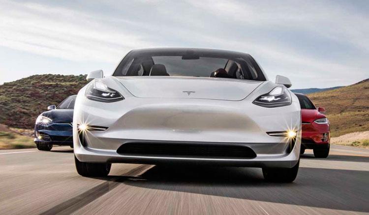 Tesla lanzara 5 modelos nuevos 2020