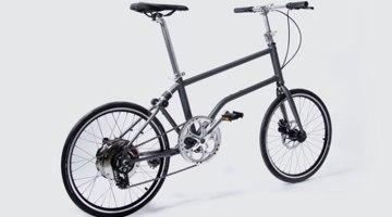 Vello Bike+: La primera bici eléctrica plegable con auto-carga
