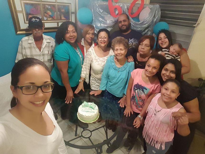 Mily Navedo cumple 60 años