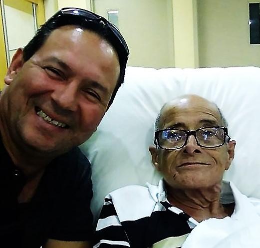 NORBERTO OTERO HERNANDEZ Y SU PADRE NORBERTO OTERO ROSA