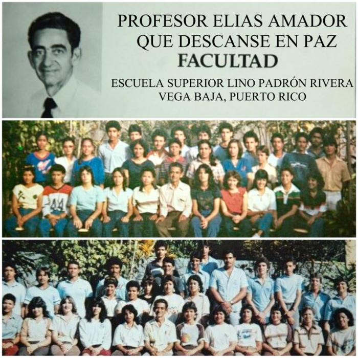 PROFESOR ELIAS AMADOR 1