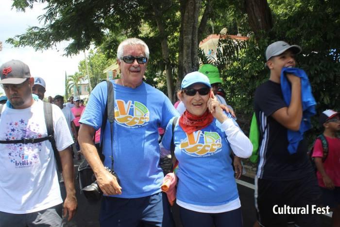 caminata raymond arrieta LUIGI 2