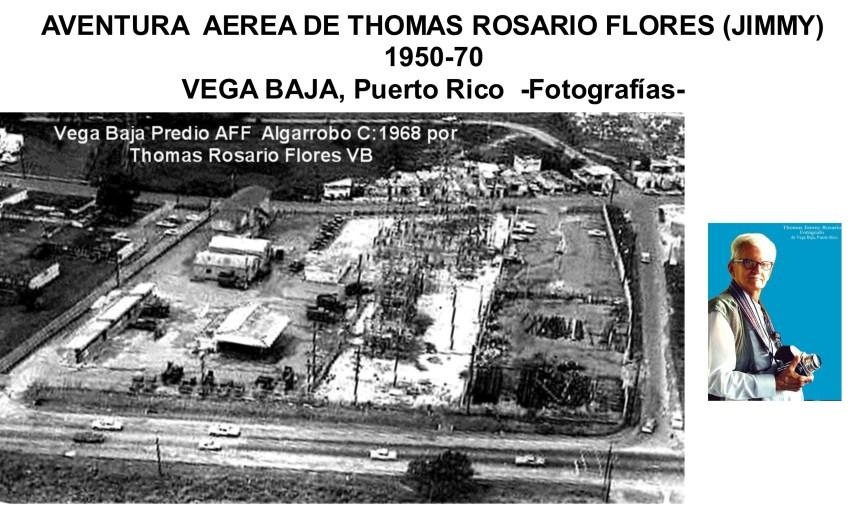 AFF 1968 Vega Baja por Thomas Rosario Flres