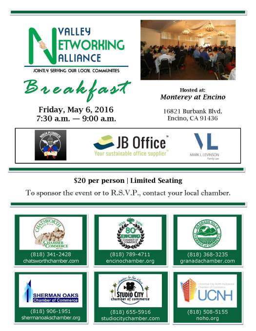 VNA Breakfast - May 6 PDF