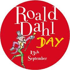 Celebrate Roald Dahl day reading his books. (1/2)