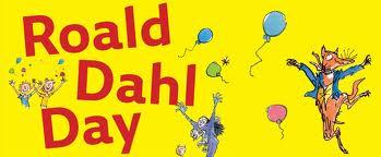 Celebrate Roald Dahl day reading his books. (2/2)